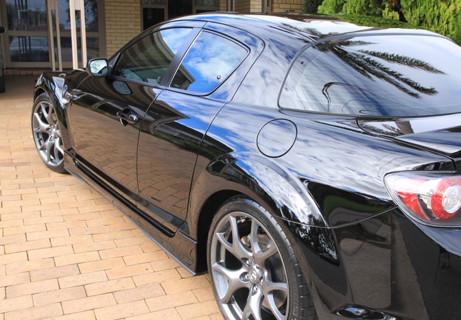 paint protection Adelaide