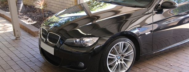 BMW Paint Protection 24