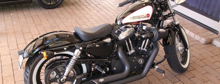 Harley Davidson Detail 7