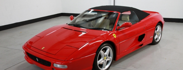 Ferrari 355 Spider Detail34