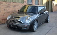 MINI Window Tint 2