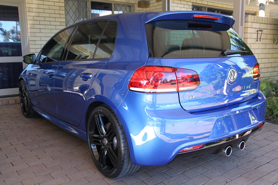 Vw Golf R Opti Coat Paint Protection